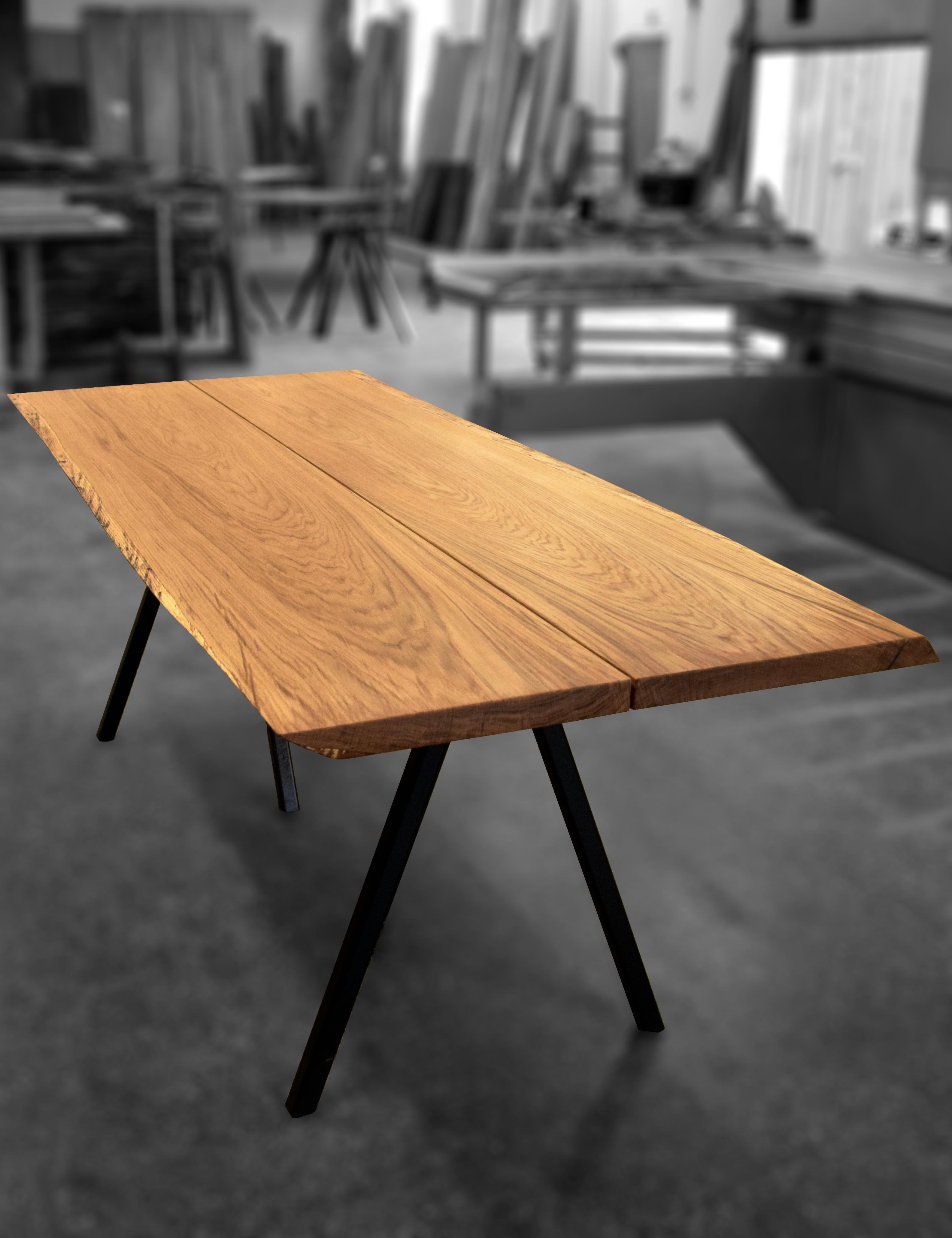 spisebord egetræ SPISEBORD EGETRÆ FRA KNUTHENB| Mann Design spisebord egetræ