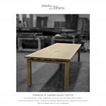 Spisebord-egetræ-sæbebehandlet-Malaga