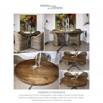 Spisebord-plankebord-Provence-egetræ-Mallorca