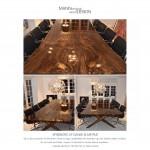 Spisebord-plankebord-elm- elmetræ - knintholm gods
