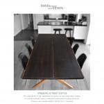 Spisebord-plankebord-røgeteg-egetræ-værløse