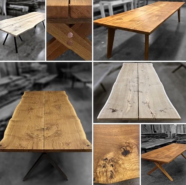 Træbord   unikt designede træborde fra dansk designer