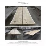 KN Spisebord-plankebord-egetræ