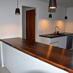 Røget eg køkkenbord - køkkenbordplade - røget eg 2