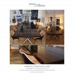 Spisebord-plankebord-amerikansk valnød - eifel - gentofte