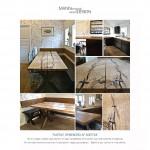Spisebord-plankebord-egetræ-Rustik