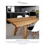 Spisebord-plankebord-natur eg-egetræ