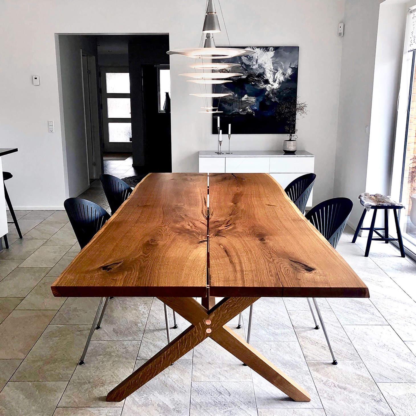Plankebord til spisestue - Rødovre