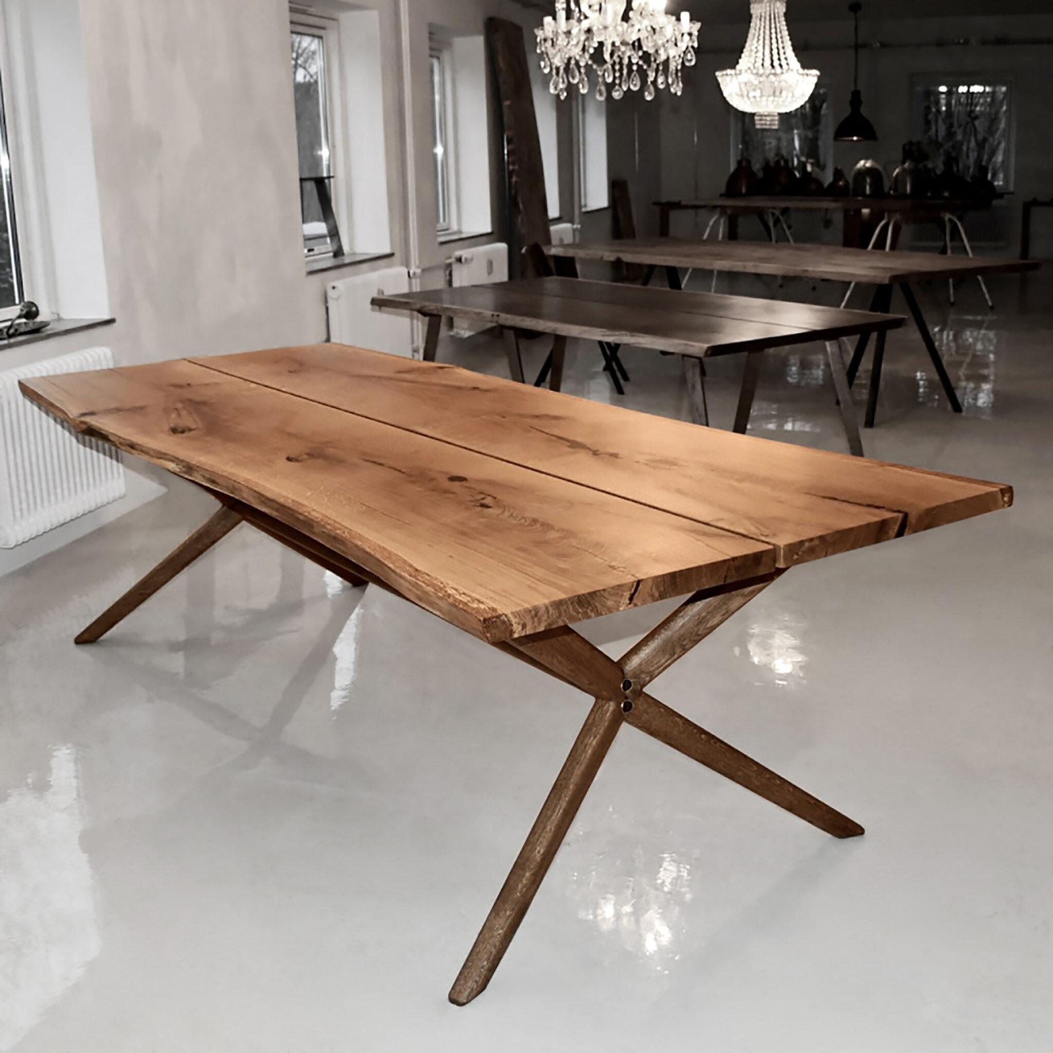 Drømmebord - Smukt plankebord