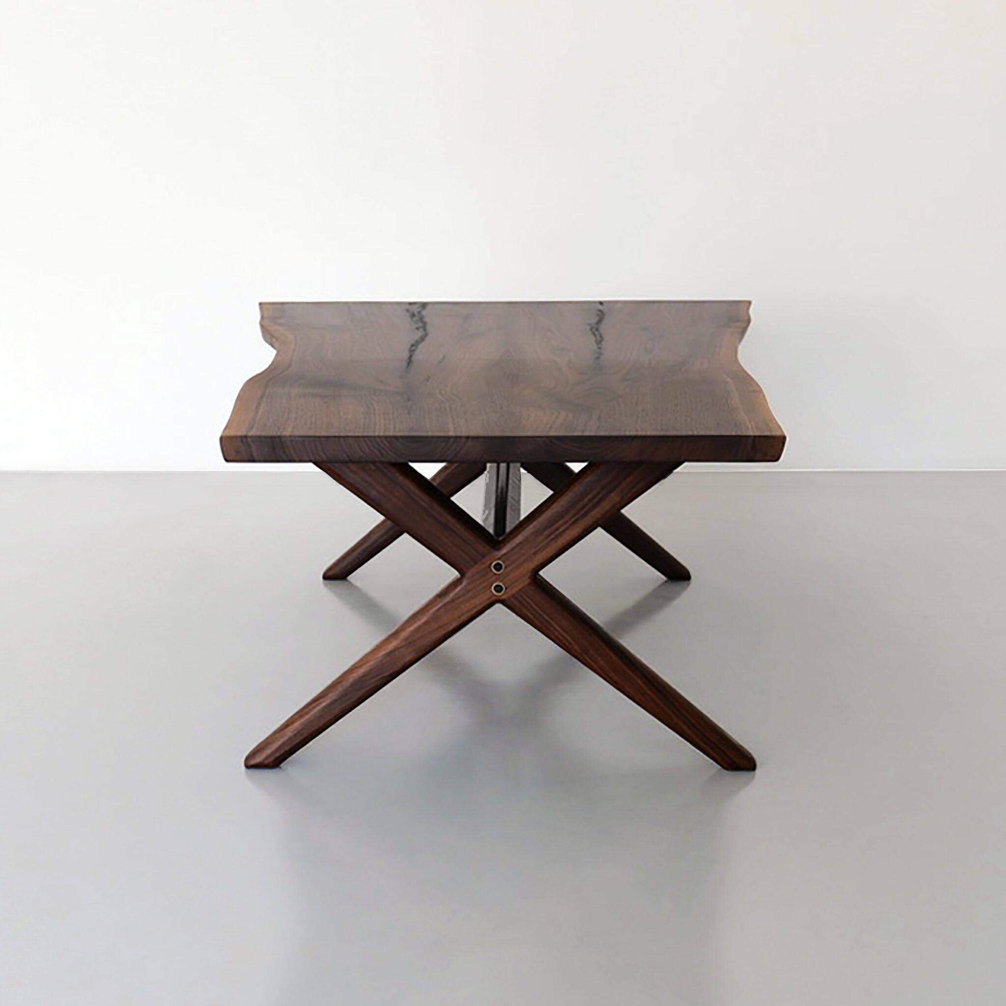 Morten valnød sofabord 1