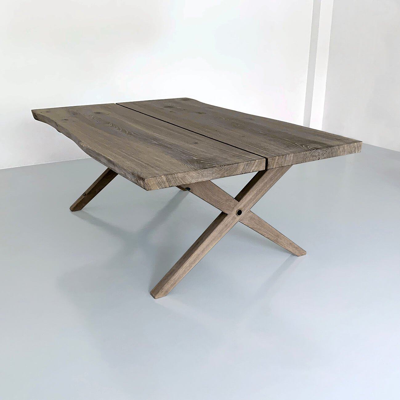 Sæbebehandlet plankebord - Helsingør
